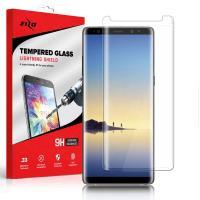 Zizo Full Edge to Edge - Szkło ochronne 9H na cały ekran Samsung Galaxy Note 8 (2017) (przezroczysty)