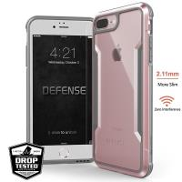 X-Doria Defense Shield - Etui aluminiowe iPhone 8 Plus / 7 Plus (Rose Gold)