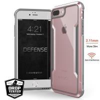 X-Doria Defense Shield - Etui iPhone 8 Plus / 7 Plus (Rose Gold)