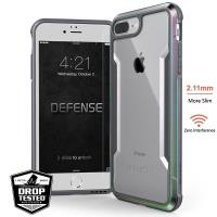 X-Doria Defense Shield - Etui aluminiowe iPhone 8 Plus / 7 Plus (Iridescent)