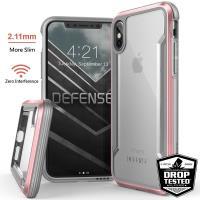 X-Doria Defense Shield - Etui iPhone X (Rose Gold)