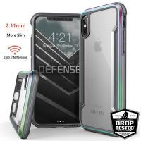 X-Doria Defense Shield - Etui iPhone X (Iridescent)