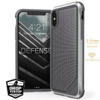 X-Doria Defense Lux - Etui iPhone X (Ballistic Nylon)