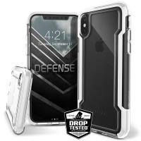 X-Doria Defense Clear - Etui iPhone X (White)