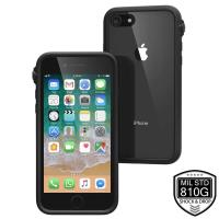 Catalyst Impact Protection Case - Pancerne etui iPhone 8 / 7 (Stealth Black)