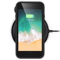 Catalyst Impact Protection Case - Pancerne etui iPhone 8 / 7 (Stealth Black)