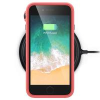 Catalyst Impact Protection Case - Pancerne etui iPhone 8 / 7 (Coral/Black)