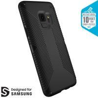 Speck Presidio Grip - Etui Samsung Galaxy S9 (Black/Black)