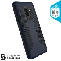 Speck Presidio Grip - Etui Samsung Galaxy S9+ (Eclipse Blue/Carbon Black)