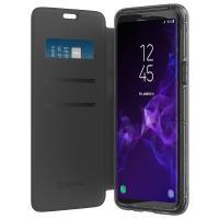 Griffin Survivor Clear Wallet - Etui Samsung Galaxy S9 (przezroczysty)