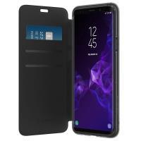 Griffin Survivor Clear Wallet - Etui Samsung Galaxy S9+ (przezroczysty)