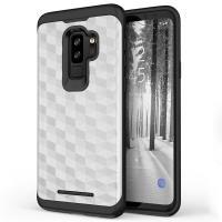 Zizo Click Prism Series Case - Etui Samsung Galaxy S9+ (Silver/Black)
