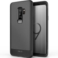 Obliq Flex Pro - Etui Samsung Galaxy S9+ (Carbon Black)