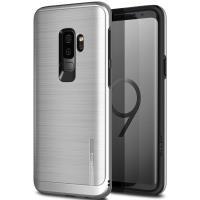 Obliq Slim Meta - Etui Samsung Galaxy S9+ (Satin Silver)