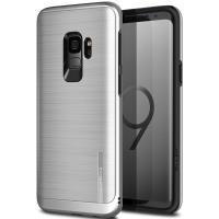 Obliq Slim Meta - Etui Samsung Galaxy S9 (Satin Silver)