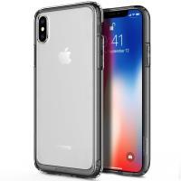 Obliq Naked Shield - Etui iPhone X (Black)