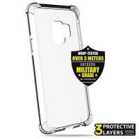 PURO Impact Pro Hard Shield - Etui Samsung Galaxy S9 (czarny)