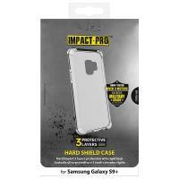 PURO Impact Pro Hard Shield - Etui Samsung Galaxy S9+ (czarny)