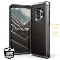 X-Doria Defense Lux - Etui aluminiowe Samsung Galaxy S9 (Black Carbon)