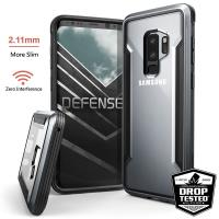 X-Doria Defense Shield - Etui aluminiowe Samsung Galaxy S9+ (Black)