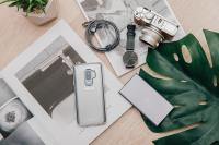 Moshi Vitros - Etui Samsung Galaxy S9+ (Jet Silver)