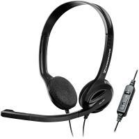 Sennheiser PC 36 Call Control - Dynamiczny otwarty zestaw słuchawkowy (czarny)