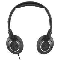 Sennheiser HD 231 I - Składane zamknięte dynamiczne słuchawki stereofoniczne, MFi (czarny)