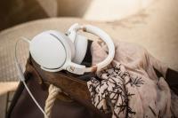 Sennheiser HD 4.30 I White - Składane zamknięte dynamiczne słuchawki stereofoniczne, MFi  (biały)