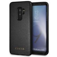 Guess Iridescent - Etui Samsung Galaxy S9+ (czarny)
