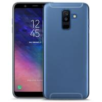 PURO 0.3 Nude - Etui Samsung Galaxy A6 (2018) (przezroczysty)