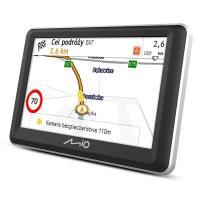 """Mio Spirit 7700 LM - Nawigacja samochodowa 5"""", dożywotnia i darmowa aktualizacja map TomTom"""