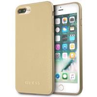 Guess Iridescent - Etui iPhone 8 Plus / 7 Plus (złoty)