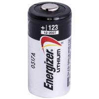 Energizer 123 - Bateria litowa 3 V CR123A