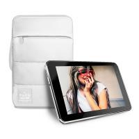 """PURO Universal Sleeve - Etui do tabletów 7.9"""" (biały)"""