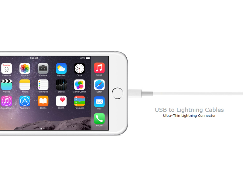 Kanex Lightning USB Charge & Sync - Kabel Apple Lightning MFi 2m (biały)