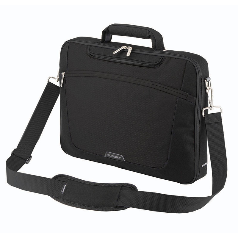 "Sumdex Torba na notebooka 15.6"" (czarny)"