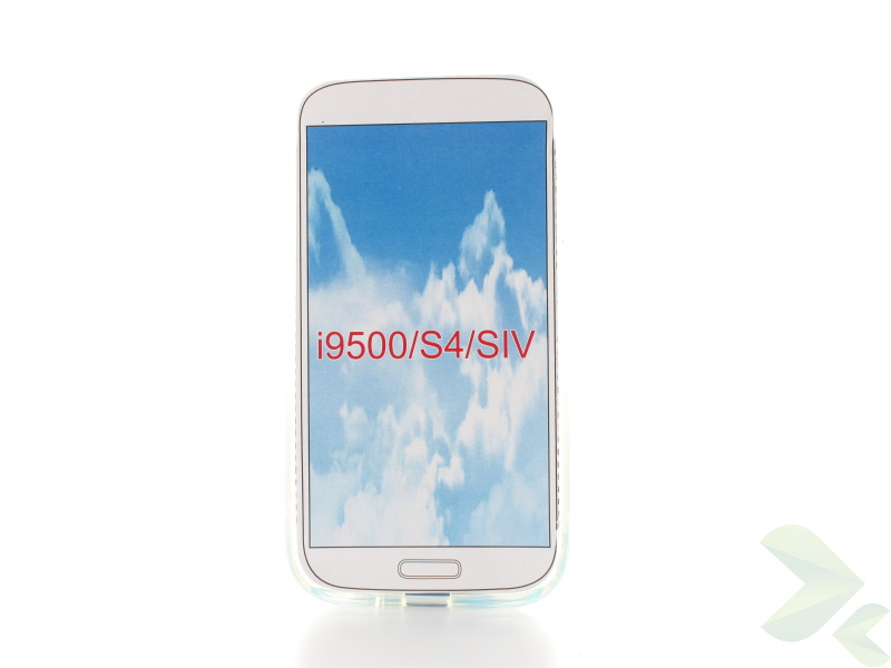 Geffy - Etui Samsung Galaxy S4 TPU pure clear