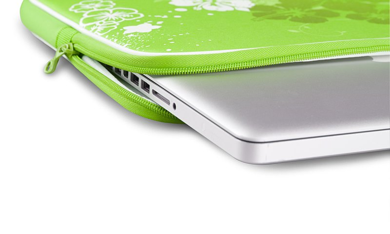 "be.ez LA robe Moorea - Pokrowiec MacBook Air 11"" (zielony)"