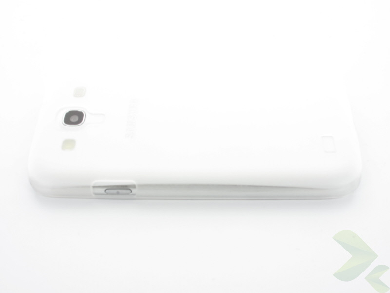 Geffy - Etui Samsung Galaxy S4 thin mat clear