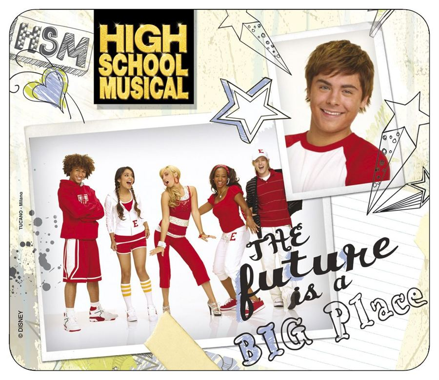 TUCANO High School Musical - Podkładka pod mysz