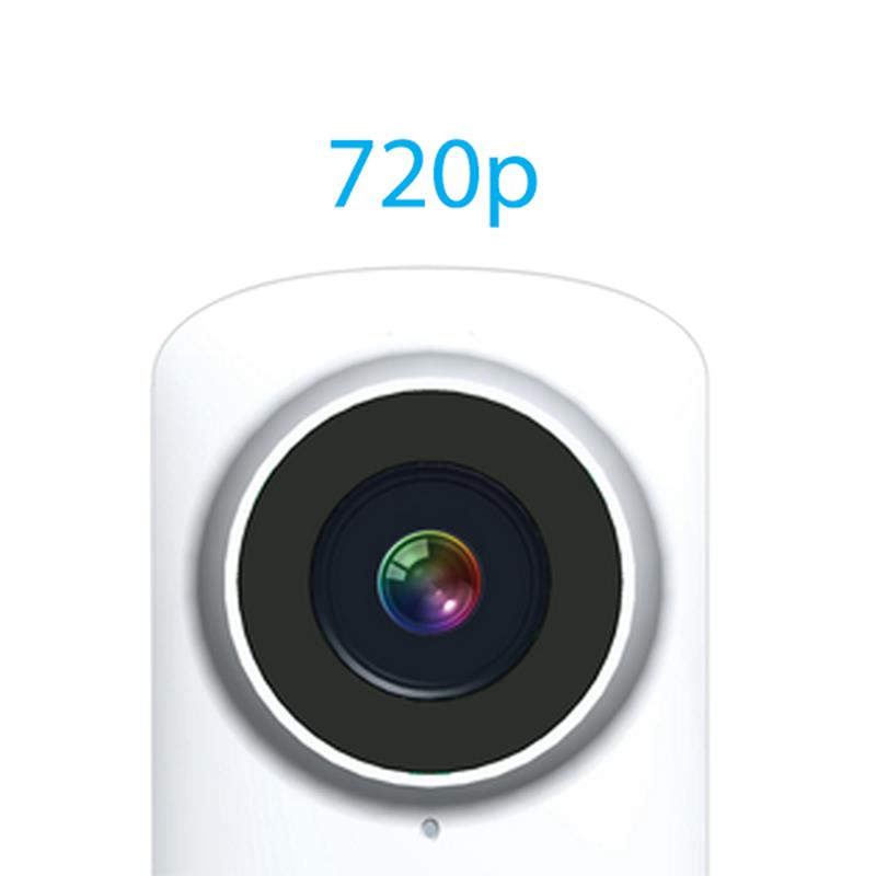 eTIGER IP Camera - Bezprzewodowa kamera do monitoringu HD (iOS/Android)