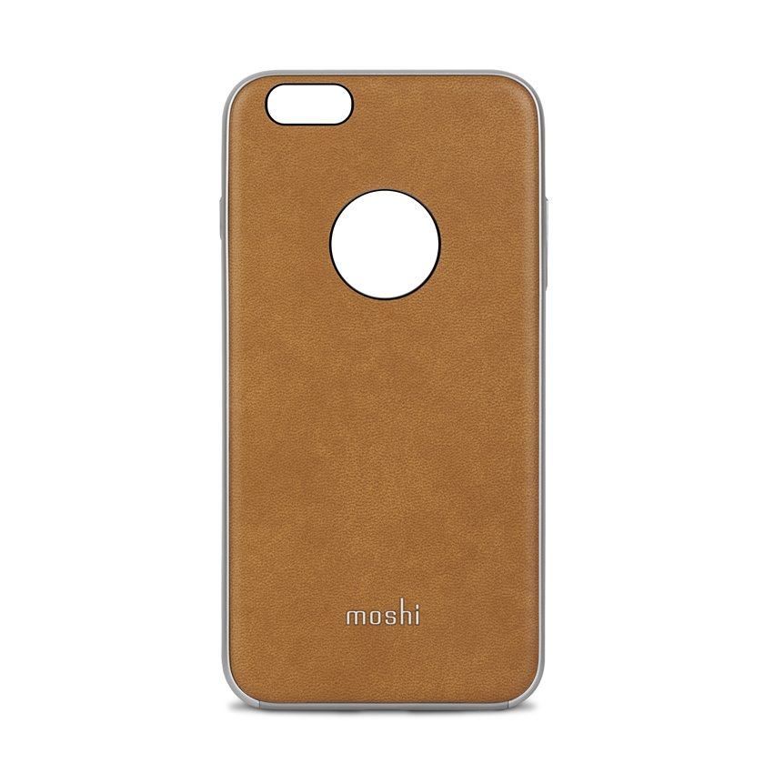 Moshi iGlaze Napa - Etui iPhone 6s Plus / iPhone 6 Plus (Caramel Beige)