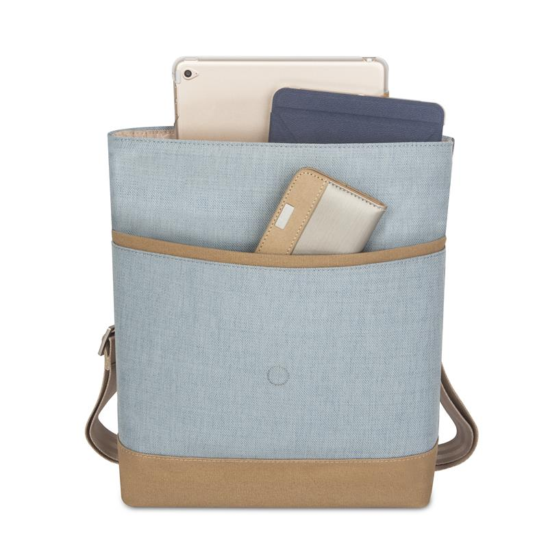 "Moshi Aerio Lite - Torba iPad Pro 9.7""/ iPad Air 2 / MacBook 12"" (Sky Blue)"