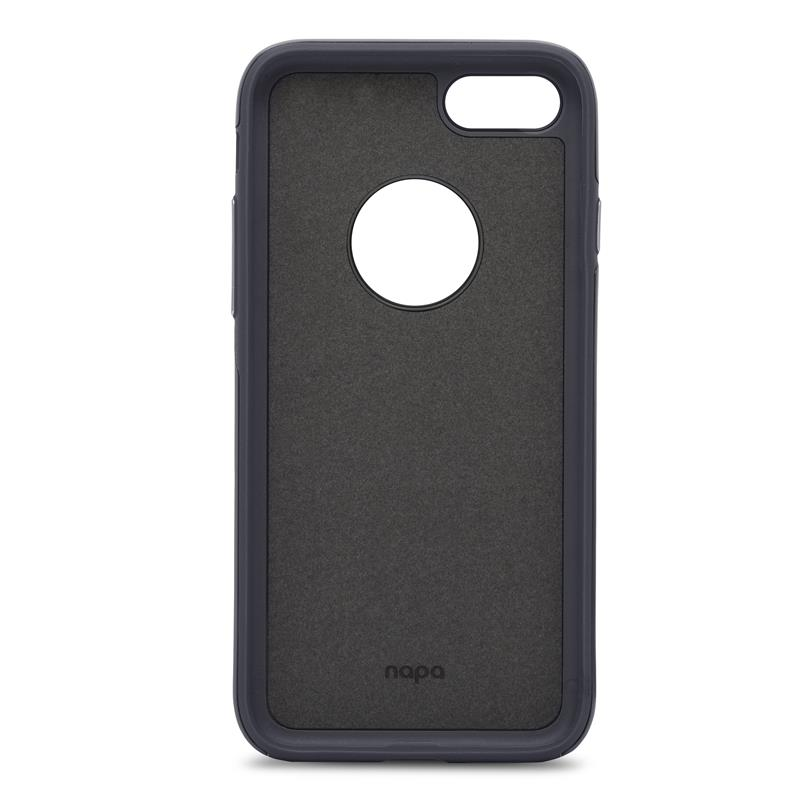 Moshi Napa - Etui iPhone 8 / 7 (Charcoal Black)