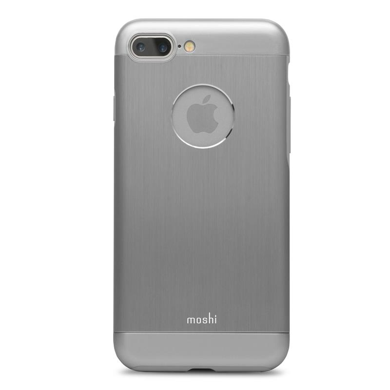 Moshi Armour - Etui aluminiowe iPhone 7 Plus (Gunmetal Gray)