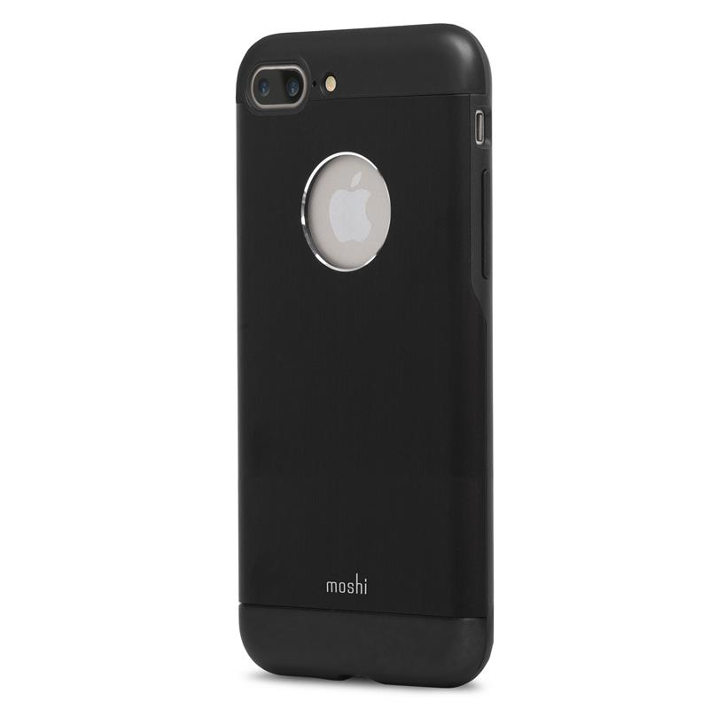 Moshi Armour - Etui aluminiowe iPhone 7 Plus (Onyx Black)