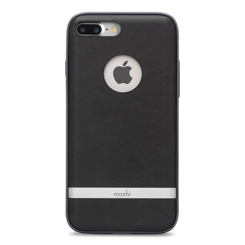 Moshi Napa - Etui iPhone 8 Plus / 7 Plus (Charcoal Black)