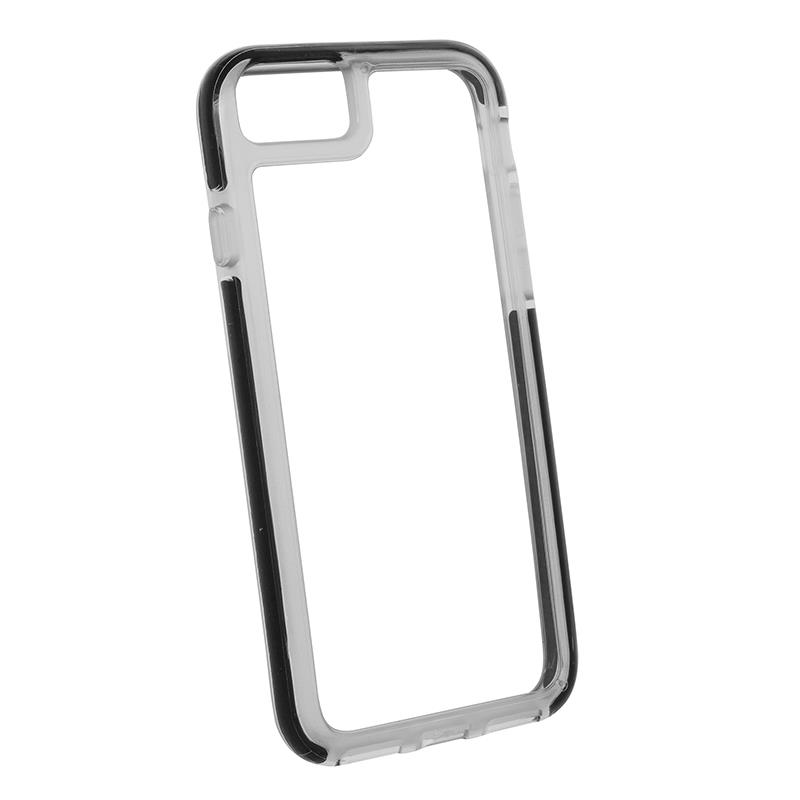 PURO Impact Pro Hard Shield - Etui iPhone 8 / 7 (czarny)