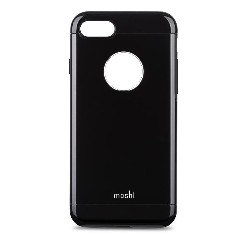 Moshi Armour - Etui aluminiowe iPhone 7 (Jet Black)