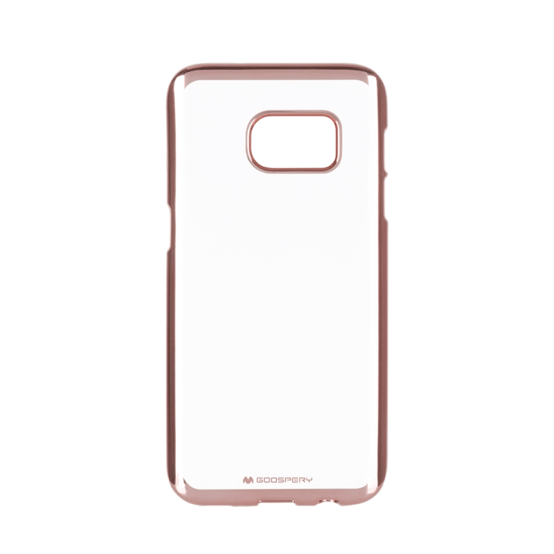 Mercury RING2 - Etui Samsung Galaxy S7 Edge (Rose Gold)
